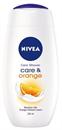 Nivea Care&Orange Krémtusfürdő