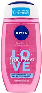 Nivea Love Fun Times Tusfürdő