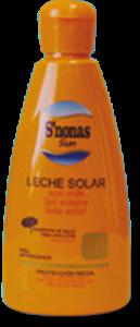 S'nonas Sun Leche Solar SPF26