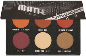 Zoeva Matte Voyager Eye Palette