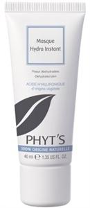Phyt's Hydra Instant Krémes Textúrájú Hialuronsavas Hidratáló Pakolás