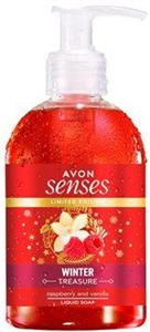 Avon Senses Winter Treasure Folyékony Szappan