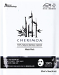 Cherimoa 100% Natural Bamboo Material Mask Pack - White
