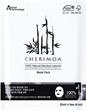 Cherimoa 100% Natural Bamboo Material Mask Pack - White
