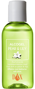 Dax Alcogel Pear & Lily Kézfertőtlenítő