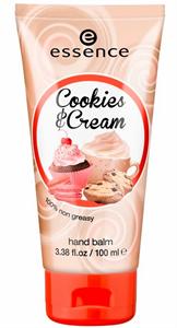 Essence Cookies & Cream Kézbalzsam