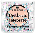 Essence Live.Laugh.Celebrate! Highlighter Powder