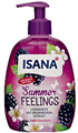 Isana Summer Feelings Folyékony Krémszappan