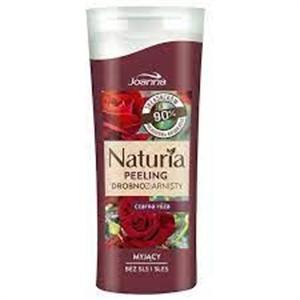 Joanna Naturia Testpeeling Fekete Rózsa