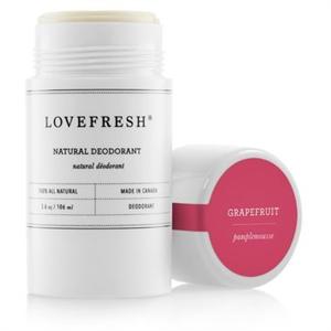 Lovefresh Grapefruit Deodorant
