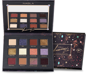 Nabla Dreamy 2 Eyeshadow Palette