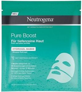 Neutrogena Pure Boost Hydrogel Maszk