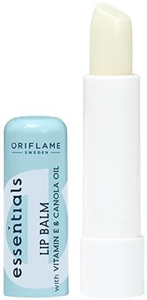 Oriflame Essentials Ajakbalzsam E-Vitaminnal és Repceolajjal