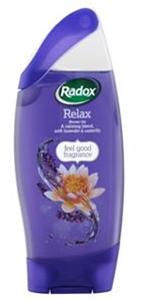 Radox Relax Tusfürdő