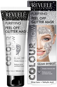 Revuele Purifying Peel Off Glitter Mask