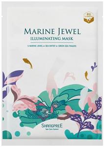 Shangpree Marine Jewel Ragyogásfokozó Fátyolmaszk