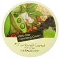 Thefaceshop Herb Day Cleansing Cream - Five Combined Cereal