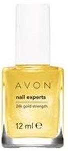 Avon Nail Experts 24k Gold Körömerősítő