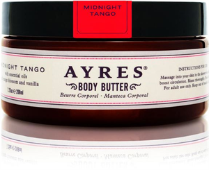 Ayres Midnight Tango Body Butter Testvaj