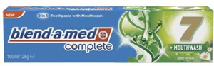 Blend-a-med Complete 7 Herbal Fogkrém