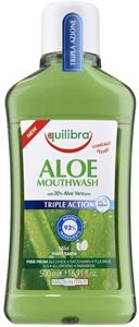 Equilibra Aloe Triple Action Szájvíz