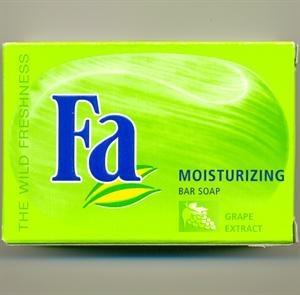 Fa Moisturizing Szappan