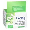 Florena Mattító Nappali Krém Bio-Zöld Tea és Rizspor