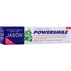 Jasön Natural Powersmile Q10 Whitening Foggél