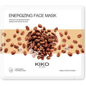 Kiko Energizing Face Mask