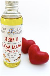 KrémNatur Baba Mama Ápoló Olaj