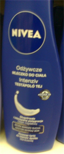 Nivea HYDRA IQ 24H Intenzív Testápoló Tej