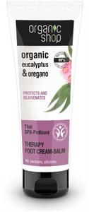 """Organic Shop Bőrvédő lábkrém-balzsam """"Thai spa terápia"""""""