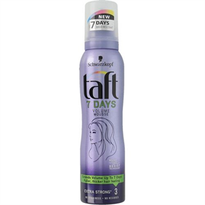 Schwarzkopf Taft 7 Days Volume Mousse Hajhab