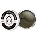 Shangpree Gold Black Pearl Eye Mask