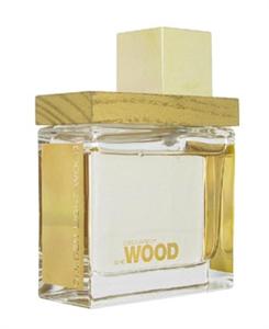 Dsquared² She Wood Golden Light Wood EDP