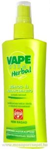 VAPE Derm Herbal Szúnyog- és Kullancsriasztó Pumpás Aeroszol