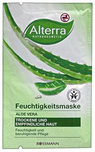 Alterra Aloe Vera Arcmaszk