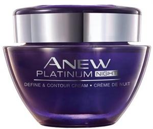 Avon Anew Platinum Éjszakai Krém