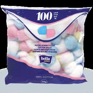 Bella Cotton Kozmetikai Vattalabda