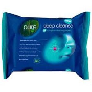 Pure Deep Cleanse Arctisztító Kendő