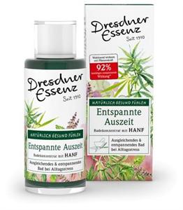 Dresdner Essenz Entspannte Auszeit Nyugodt Pihenés Fürdőadalék