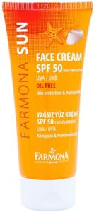 Farmona Sun Face Cream SPF50 Oil Free