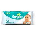 Pampers Fresh Clean Törlőkendő