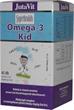 Jutavit Omega-3 Kid Narancs Ízű Rágókapszula 45X
