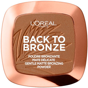 L'Oreal Paris Back To Bronze Matt Bronzosító Púder