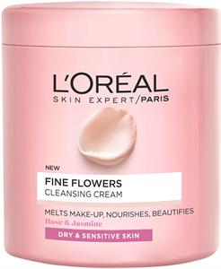 L'Oréal Paris Flowers Cleansing Krém