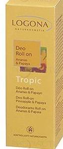 Logona Trópusi Deo Roll-on