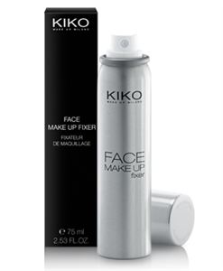 Kiko Makeup Fixer Sminkfixáló Spray