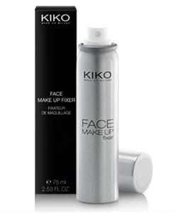 Kiko Makeup Fixer Sminkfixáló Spray