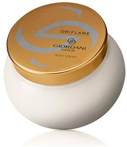 Oriflame Giordani Gold Testápolókrém